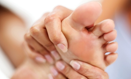 $29 for Foot Treatment at Body in Balance Therapeutic Massage and Doula Services by Kay ($65 Value)