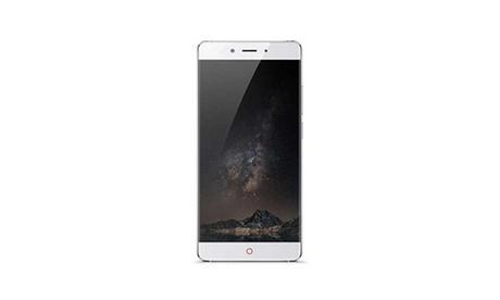 Teléfono móvil Nubia Z11 con 4Gb de Ram y 64Gb de almacenamiento con envío gratuito