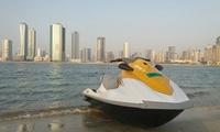 15-, 30- or 60-Minute Jet Ski Rental from Al Shaheen Scooter Rental*