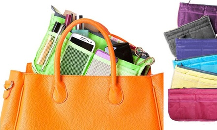 13-Pocket Handbag Organiser