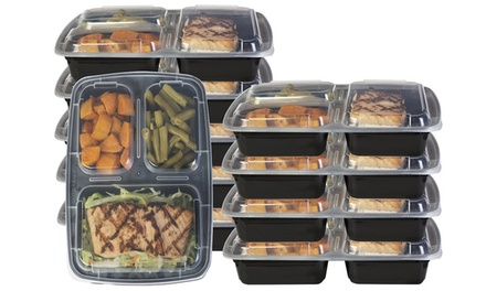 10, 20 or 30 Reusable Meal Containers