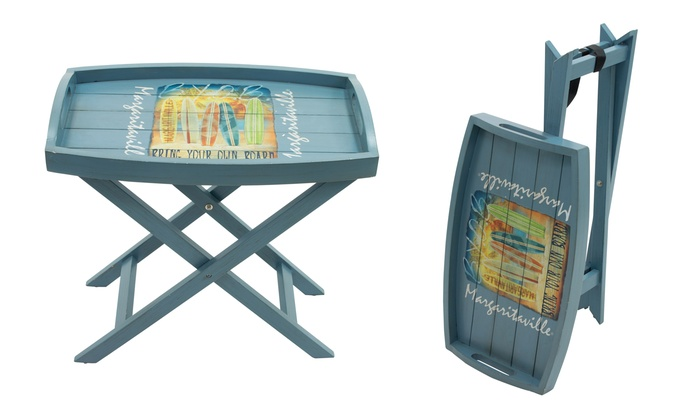 Tremendous Margaritaville Bring Your Own Board Folding Butler Table Gmtry Best Dining Table And Chair Ideas Images Gmtryco