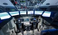 30 bis 90 Minuten Flugerlebnis im 737 Passagier-Jet Flugsimulator für 1 Person bei ipilot in Wiesbaden (bis 39% sparen*)