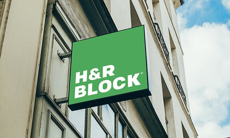 $25 Off In-Store Tax Preparation Services with a Tax Professional from H&R Block