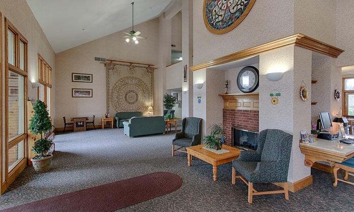 Spacious Suites near Dollywood