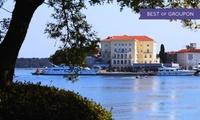 Croazia, Grand Hotel Palazzo 4* - 2, 3 o 7 notti con colazione, cena, 1 massaggio, casino e spa per 2 persone