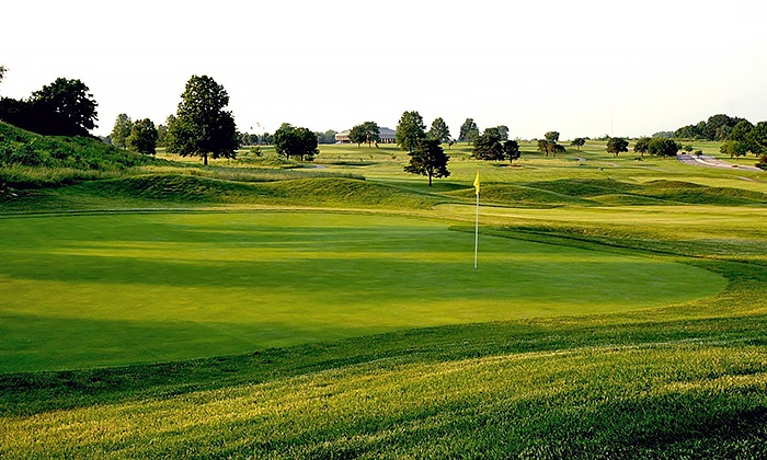 Emerald Greens Golf Course - Spanish Lake: 18-Hole Round of Golf with Cart for Two or Four at Emerald Greens Golf Course (Up to 47% Off)