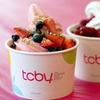 Up to 40% Off Frozen Yogurt at TCBY