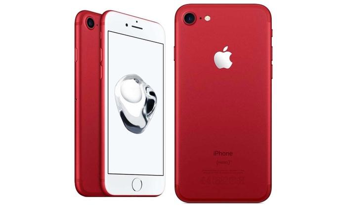 apple iphone 7 reconditionn groupon. Black Bedroom Furniture Sets. Home Design Ideas