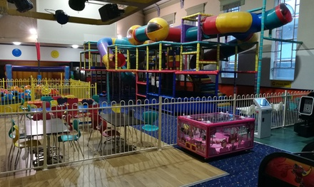Soft Play Arena Entry + Juice: 1 $6, 2 $11.50 or 3 Kids $16 at Billy Lids Indoor Play Centre Up to $46.50 Value
