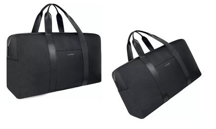 $39.95 for a Calvin Klein Duffle Bag