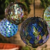 Solar Hanging Gazing Ball