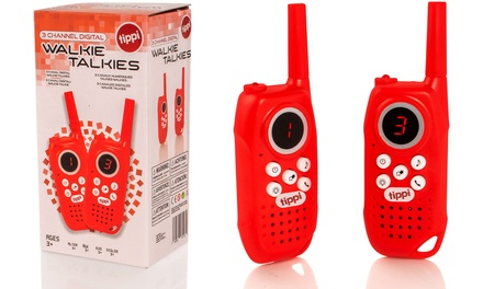 LongRange Walkie Talkies