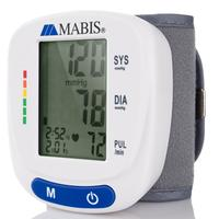 Groupon.com deals on MABIS Digital Wrist Blood Pressure Monitor