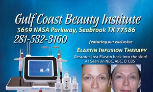 Gulf Coast Beauty Institute: Up to 50% Off Microcurrent Treatments at Gulf Coast Beauty Institute