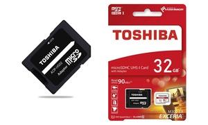 Carte Micro SD Toshiba