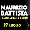 Maurizio Battista, Roma