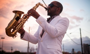 Mother's Day Jazz with Vandell Andrew: Mother's Day Jazz with Vandell Andrew on May 8 at 7:30 p.m.