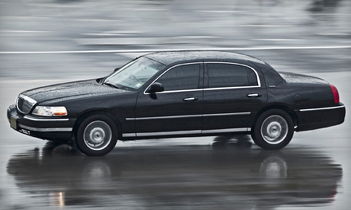 Transgap Executive Limousine - Multiple Locations: One-Way or Round-Trip Ride to or from BWI, IAD, or DCA from Transgap Executive Limousine (Up to 56% Off)