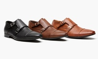 Oak & Rush Nile Mens Double Monk-Strap Shoes (Multi Colors)