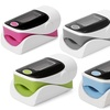Lightweight OLED Fingertip Pulse Oximeter