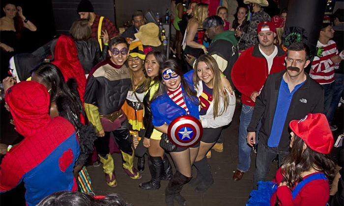 A Nightmare on Hubbard Street - Moe's Cantina: A Nightmare on Hubbard Street - Halloween Costume Bar Crawl on Saturday, October 31, at 12 p.m.
