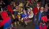 A Nightmare on Hubbard Street - Bar Louie: A Nightmare on Hubbard Street - Halloween Costume Bar Crawl on Saturday, October 31, at 12 p.m.