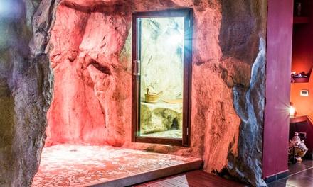 Massaggio Su Lettino Ad Acqua.Percorso Beauty Farm Con Accesso Alla Grotta Naturale Massaggio