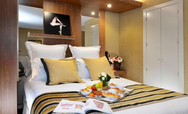 Best western le 18 paris groupon - Hotel paris chambre 5 personnes ...