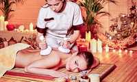 Pamper Package of Choice at Navana World Massage (48% Off)