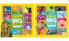 National Geographic's Little Kids First Big Books (2-Pack): National Geographic's Little Kids First Big Books (2-Pack)