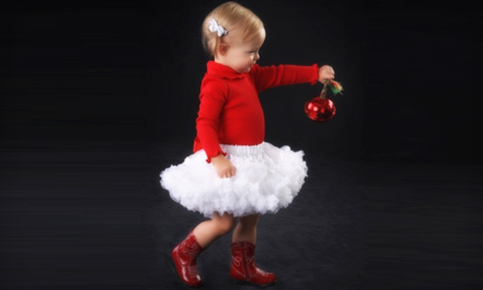 Mary J Mann Photography - Seven Bar Ranch: $39 for an In-Studio Photo Shoot with One Print and CD at Mary J Mann Photography ($149 Value)