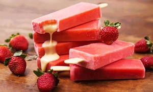 Gourmet Ice Pops at Master Paletas (Up to 44% Off). Two Options Available.