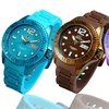 Adee Kaye AK5433 Ladies' Colored Quartz Sports Watch