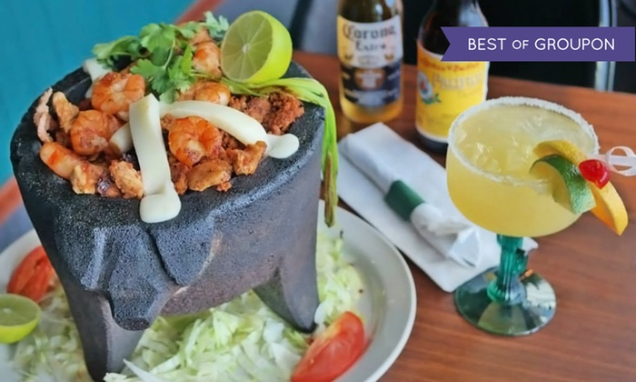 Forest Mexican Cantina - Lake Orion: Mexican Food at Forest Mexican Cantina (Up to 35% Off). Two Options Available.