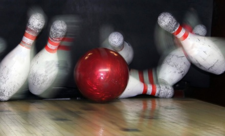 Bowling and Pizza Package for Up to Six at North Bend Lanes (Up to 52% Off)