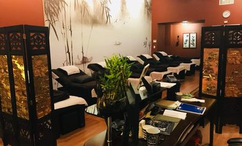 Up to 47% Off Reflexology at Relax Foot Spa