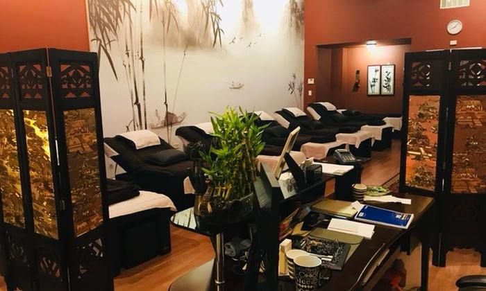 Foot Massages