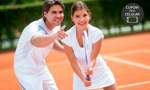 Tênis Clube Rio Branco: Tênis Clube Rio Branco – Santa Cândida: 1 mês de aula individual de tênis
