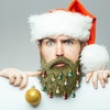 Beardaments Beard Ornaments and Beard Glitter