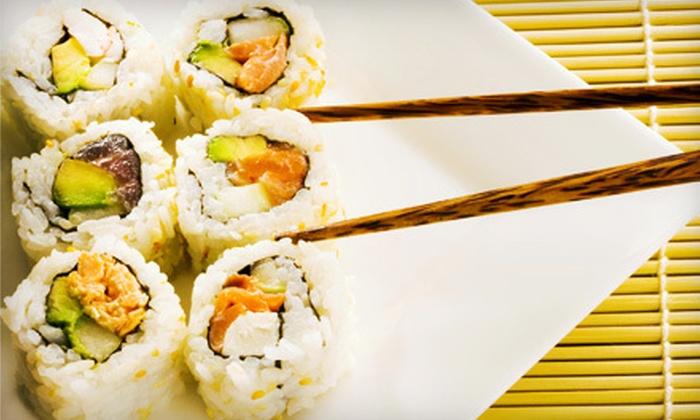 Beijing Garden - Devonwood: $10 for $20 Worth of Chinese Fare and Sushi at Beijing Garden in Farmington