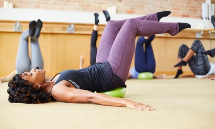 Two Barre Classes at GFitness (50% Off)