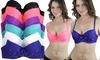 Women's Convertible Demi Bras (6-Pack): Women's Convertible Demi Bras (6-Pack)