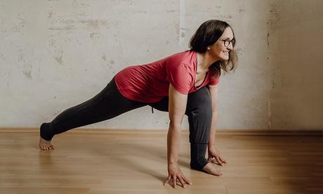 5er-Karte Live Online-Yoga für Anfänger 80 Prozent sparen*