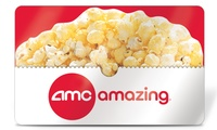 $26 AMC Theatres eGift Card