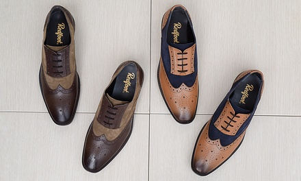 Redfoot Men's Leather Brogues