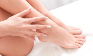 Oasis Belleza y Bienestar: Belleza o spa con masajes e hidratación de manos y pies en Oasis Belleza y Bienestar