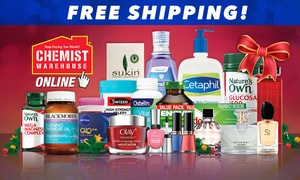 Chemist Warehouse Online: Free Shipping at Chemist Warehouse Online - Min Spend $20 (Don't Pay $8.95)