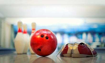 Two Hours of Bowling or Rock and Glow Bowl Including Shoe Rental for Up to Six at Freeway Lanes (Up to55% Off)