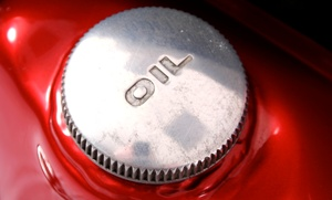 Auto Collision Centre: Oil Change at Auto Collision Centre (Up to 64% Off. Two Options Available.